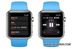 苹果手机上的音乐怎么同步到Apple Watch