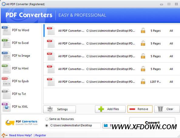 全能PDF转换器(All PDF Converter)