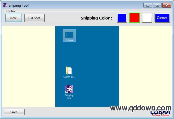 COBRA Snipping Tool