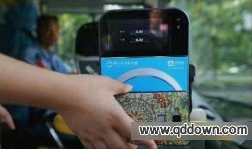乘坐公交车怎么用支付宝扫码支付?