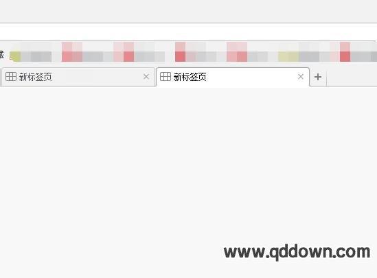 360浏览器新标签页怎么设置成空白页